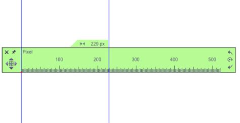 printable pica ruler online ruler actual size inches