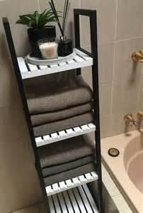 Bathroom Shelves Kmart 25 Best Ideas About Black Shelves On Black