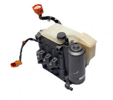 honda accord abs hydraulic unit from best value auto parts