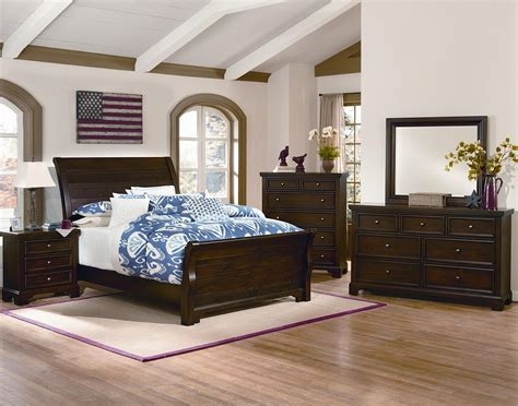 vaughan bassett bedroom vaughan bassett hanover king bedroom group olinde s