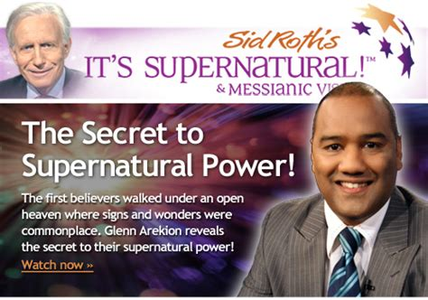 supernatural power for everyday experiencing god s extraordinary spirit in your ordinary books sid roth secret to supernatural power