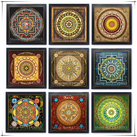 Painting Cross Stitch Ter Murah 19 3d diy painting cross stitch kits embroidery meditation mandala for