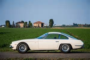 1964 lamborghini 350 gt gets a restoration