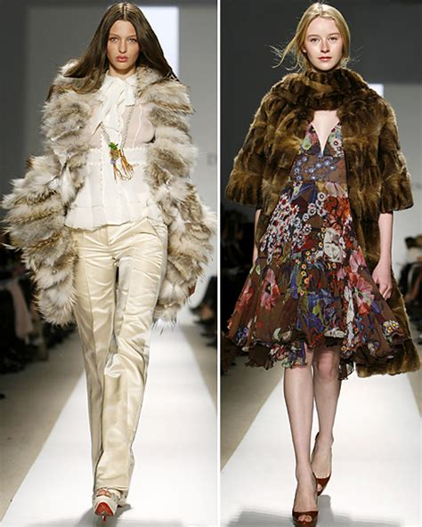 Diddy Makes Fashion Faux Pas With Fur Jacket by Designer Provokes Anti Fur Fury At Studded New York