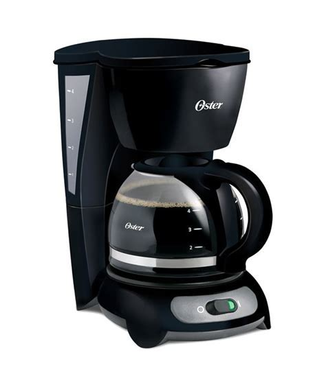 Oster 4 Cup O3301 Coffee Maker Black Price in India   Buy