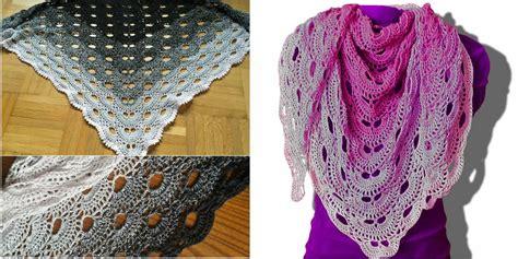 free pattern virus shawl virus shawl crochet free pattern stylesidea