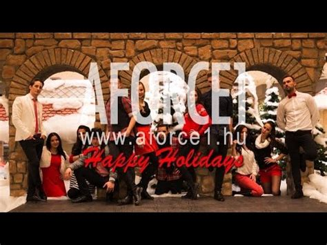 christmas dance  merry christmas happy holidays  ataforcetse atnsync youtube