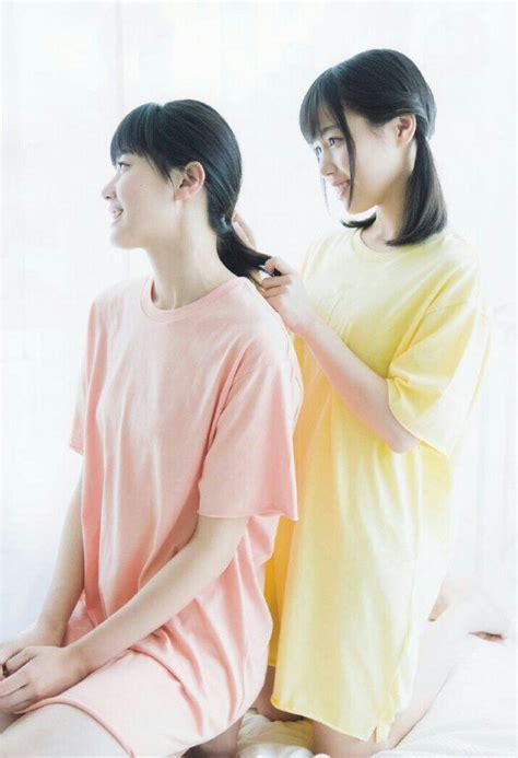 stu takino yumiko  iwata hina  utb gravure vol