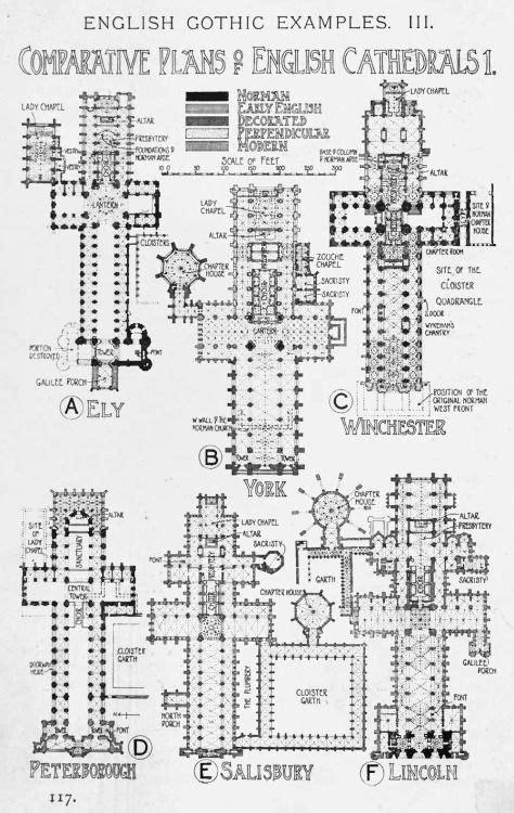 german church floor plans gothic architecture print 20 best historic building floor plans images on pinterest