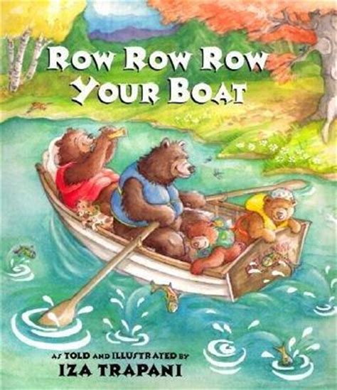 row row row your boat by iza trapani letter r books the measured mom