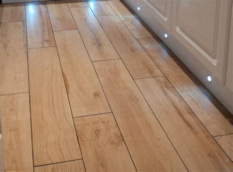 Ceramic Tile Vs Hardwood Flooring Kitchen by Ideas Wood Grain Porcelain Tile At Wood Tile