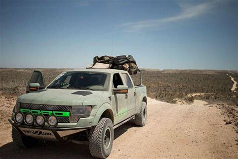 Truck Bed Racks Driving The Baja Peninsula With Team Surf Ride Grindtv Com