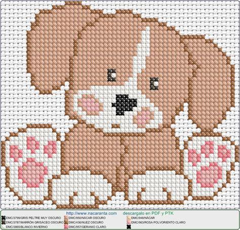 dibujos a punto de cruz de el libro de la selva de disney patrones de perros en punto de cruz cross stitch patterns