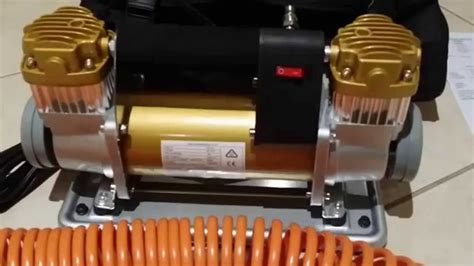 150psi 180l min 12v car air compressor