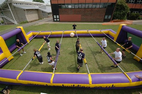 Human Foosball Table 10 things you didn t about foosball am design