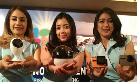 Harga Hp Merk Vivo S5 hikvision merilis kamera aksi ezviz s5 dan s1c di
