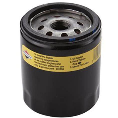 oil filters briggs  stratton propartsdirect