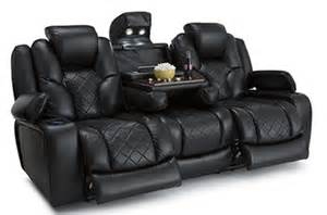 Home Theater Game Room Ideas - seatcraft sofas amp sectionals obsidian home theater seating buy your home theater seating at