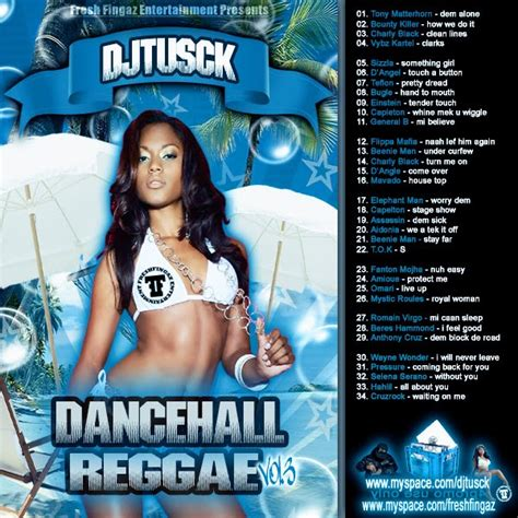 anthony b nuh easy luda200x dj tusck dancehall reggae vol 3 2010