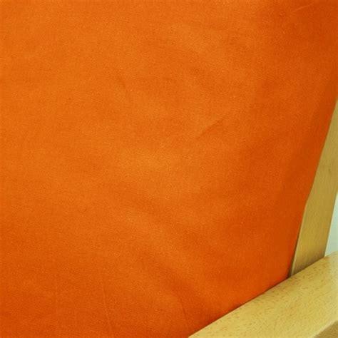solid orange futon cover