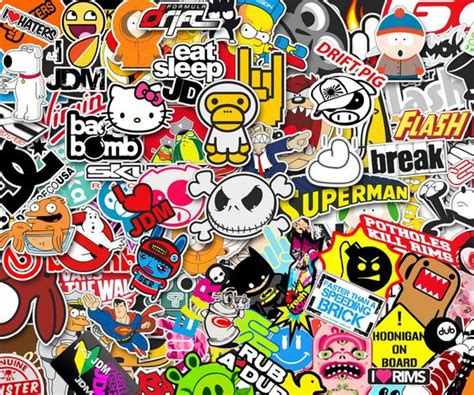 doodle berwarna sticker bomb josch sticker bomb and stickers