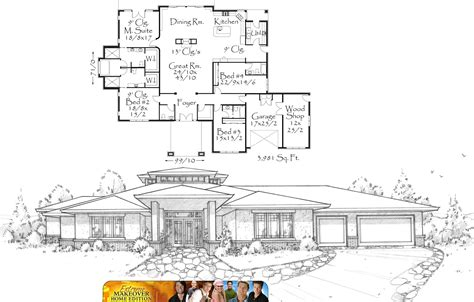 home design makeover shows mark stewart home design designs first custom home for abc