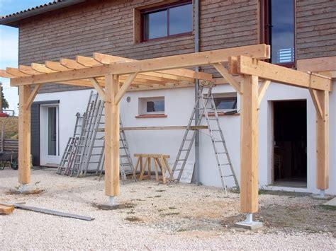 Construire Terrasse Bois Sur Pilotis by Minimaliste Terrasse En Bois Sur Pilotis Terrasse En Bois