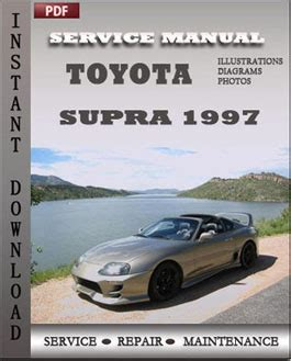 service manuals schematics 1997 toyota supra auto manual toyota repair service manual pdf page 3