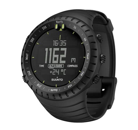 Suunto Digital Black suunto all black fitnessdigital