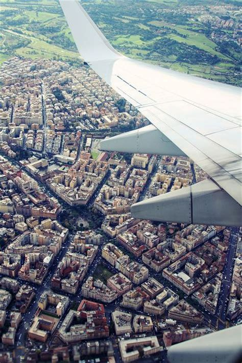 My View Of Rome by 270 Best Views Out Of Airplane Windows Images