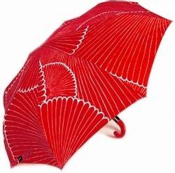 On Our Radar Herv Lger Returns To The Runway by Marimekko Kiku Umbrella 9 Adorable Umbrellas For