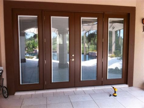 fiberglass patio doors with blinds fiberglass patio doors with blinds icamblog