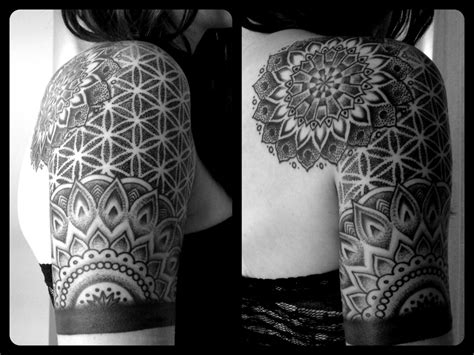 mandala tattoo tumblr tattoos on geometric tattoos mandala