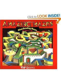 amazing mazes puzzle book 2 maze books for adults selena gifts for 7 10 year olds