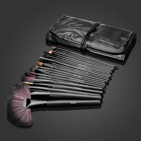Make Up For You Brush Set buy make up for you 24pcs professional cosmetic makeup