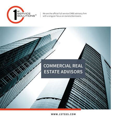 commercial real estate resources 1st service solutions