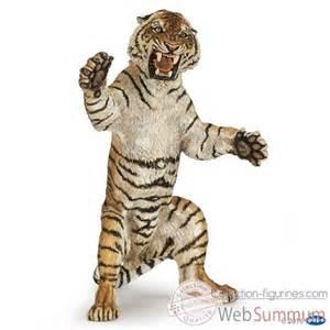 Figurine tigre debout papo 50208 dans animaux sauvages sur collection