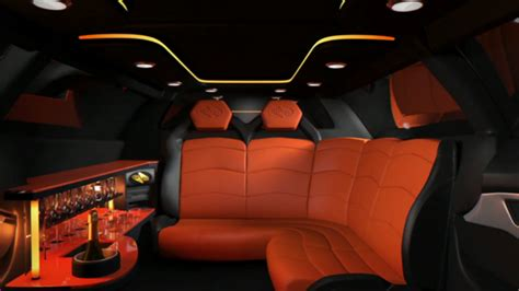 inside lamborghini limo will there be a lamborghini aventador limo