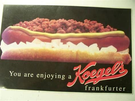 koegel dogs koegel s yummmmmmm what i loved since i was a child