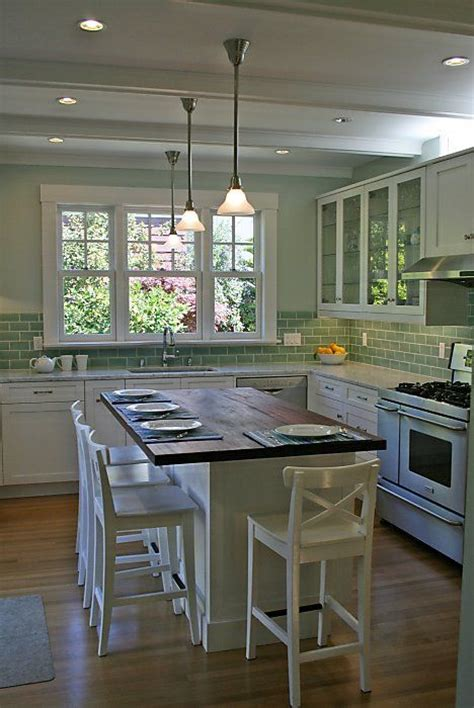 kitchen island table ideas best 25 kitchen island seating ideas on