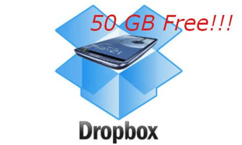 dropbox storage samsung galaxy s3 dropbox cloud storage service 50