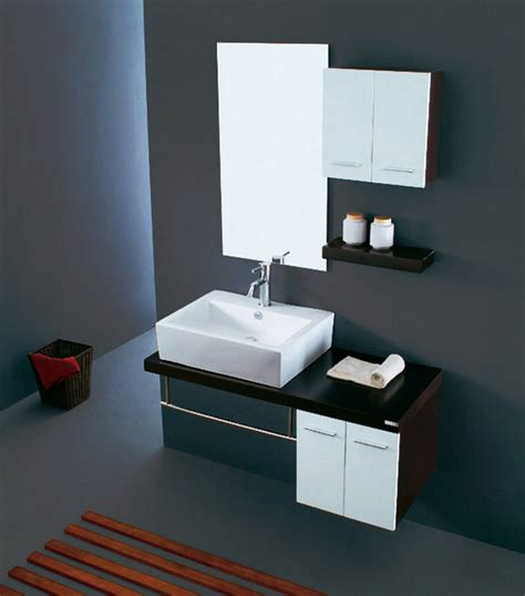 Small Bathroom Vanities For Tiny Bathroom Traba Homes Small Modern Bathroom Vanity
