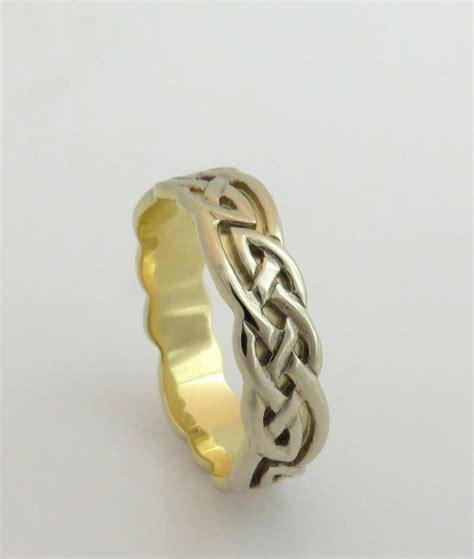 tribal pattern rings celtic wedding band tribal ring pattern ring natural