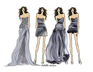 Stylish Design by 50 Best Fashion Design Sketches For Your Inspiration