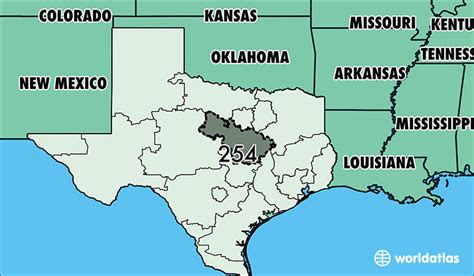 map of waco texas and surrounding area where is area code 254 map of area code 254 waco tx area code