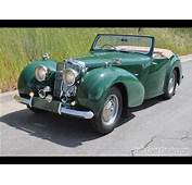 1947 Triumph 1800 Rumble Seat Roadster For Sale  YouTube