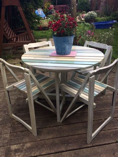 shabby chic garden chairs unique shabby chic garden table and chairs set in leigh