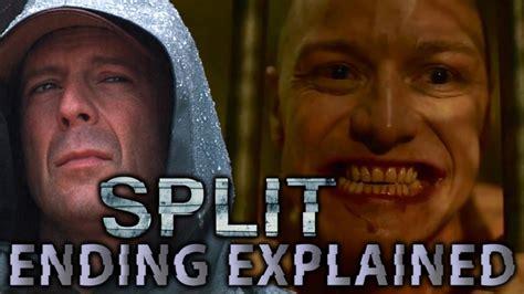 film misteri twist ending split twist ending explained breakdown and recap youtube