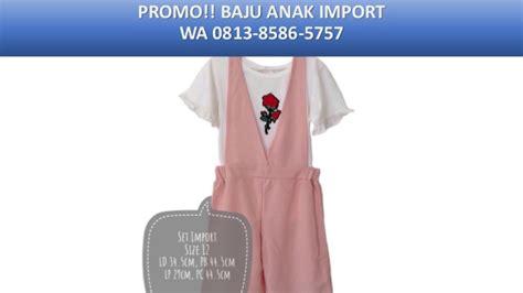 Kaos Anak Ce Import wa 62 813 8586 5757 grosir aneka model kaos anak keren