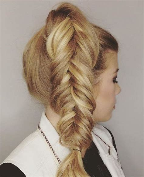 sculptured ponytail hairstyles 40 side ponytails that you will love